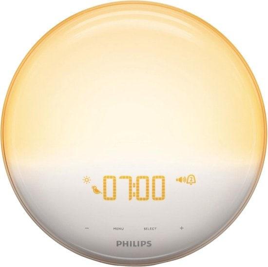 Philips HF3520/01 - Wekker met licht
