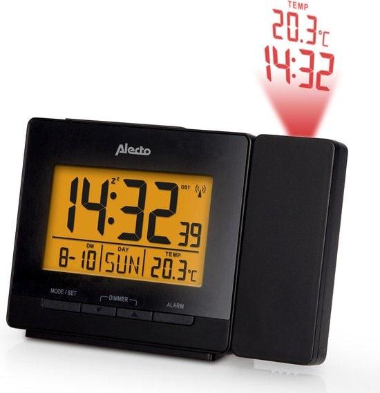Alecto AK-50 Digitale wekker met projectie