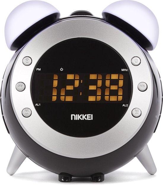 Nikkei NR280P - Wekkerradio