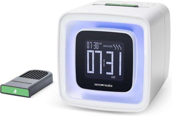 Sensorwake 2 Olfactory Alarm Clock Geurwekker Voor Slechthorenden