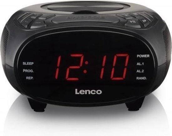 Lenco CR-740 Wekkerradio met cd speler